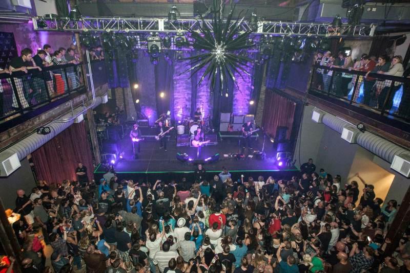 Mercury Ballroom