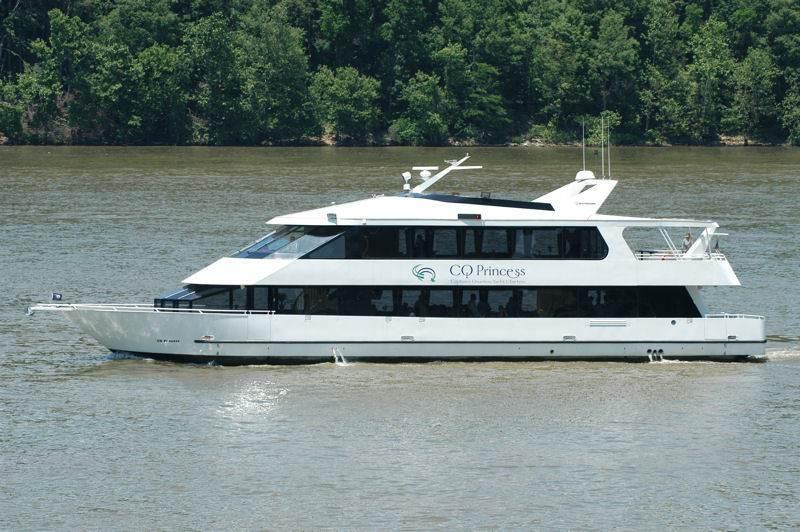 CQ Princess, Captain's Quarters Yacht Charters