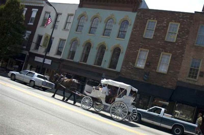 Bardstown-Nelson Co. Tourist & Convention Commission