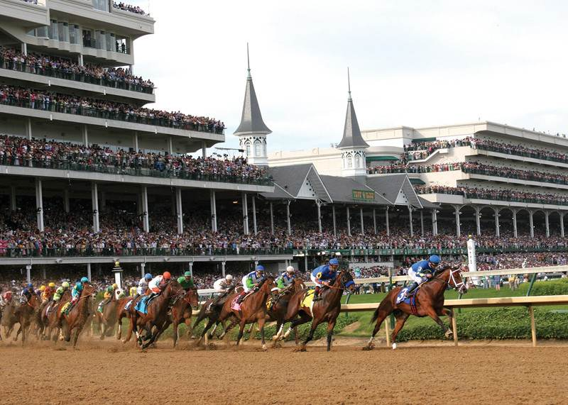 Churchill Downs : GoToLouisville.com Official Travel Source