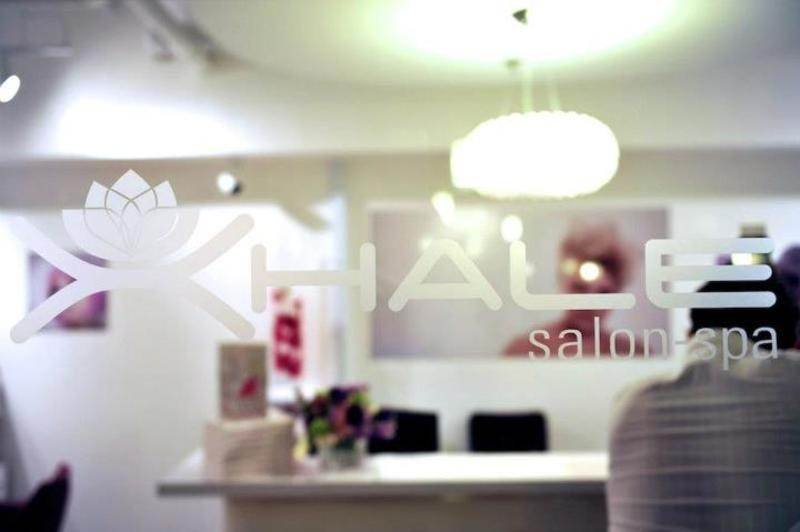 Welcome to Xhale Salon and Spa!