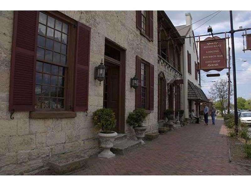 Old Talbott Tavern, The