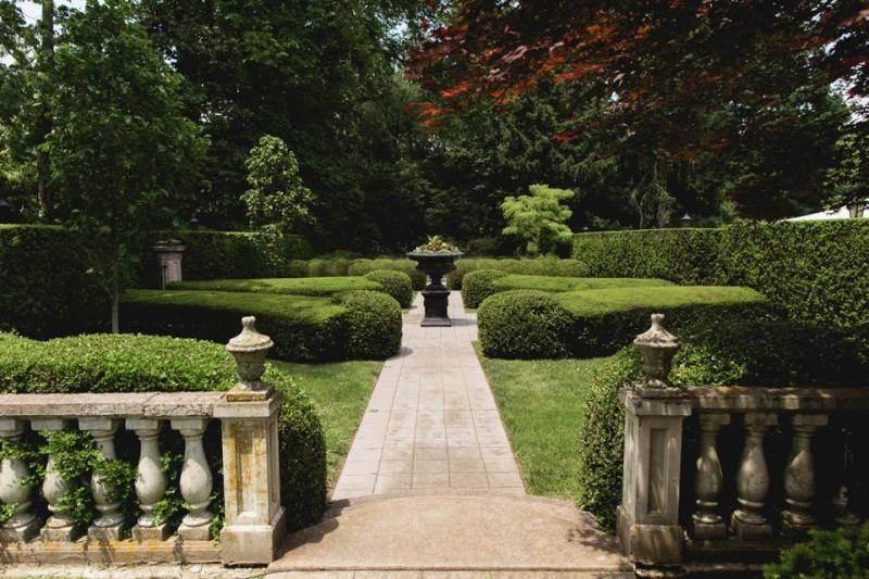 Whitehall Louisville's Estate Garden