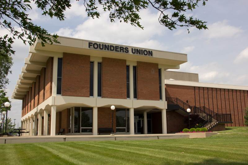 Founders Union Exterior