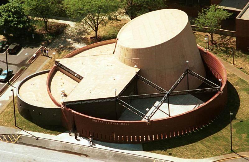 Planetarium Building