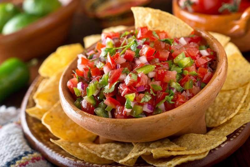 El Nopal Dish