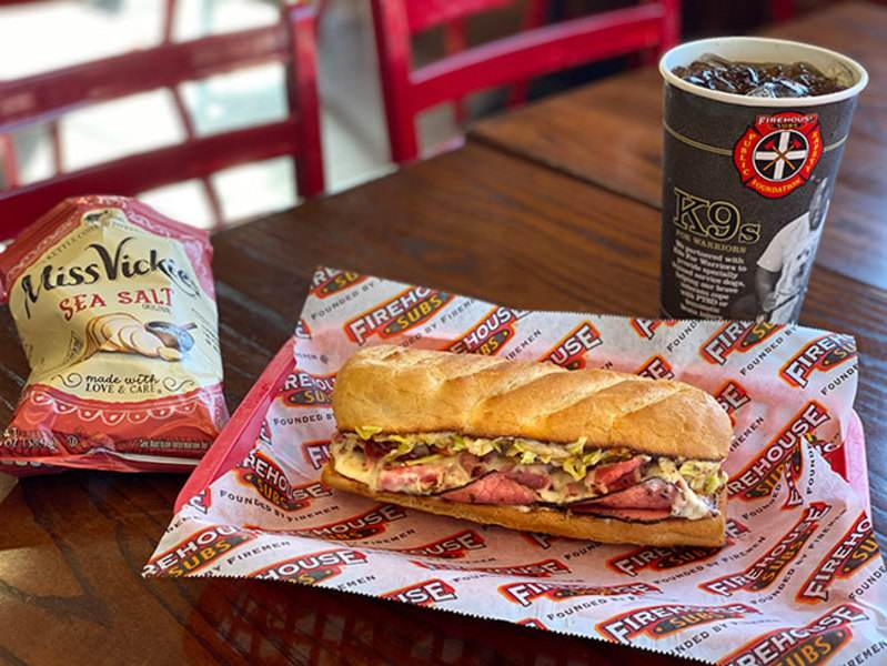 Firehouse Subs : GoToLouisville.com Official Travel Source