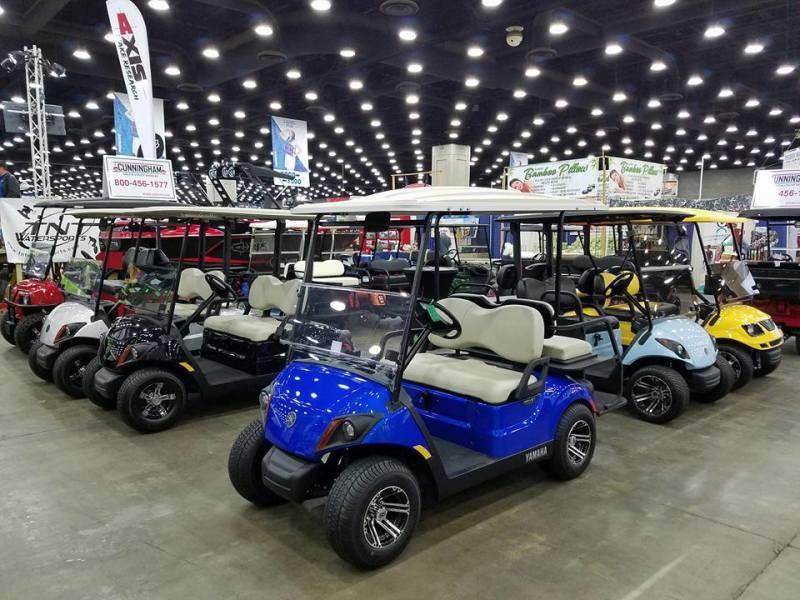 Cunningham Golf, Sport & Utility Vehicles