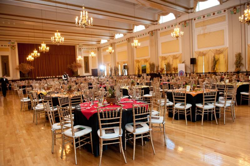 Henry Clay Event Center, The