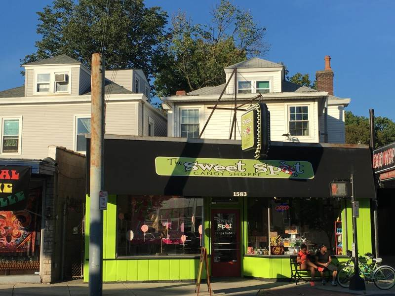 The Sweet Spot Candy Shoppe