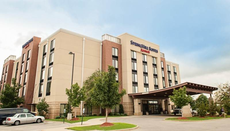 SpringHill Suites Marriott Louisville Airport