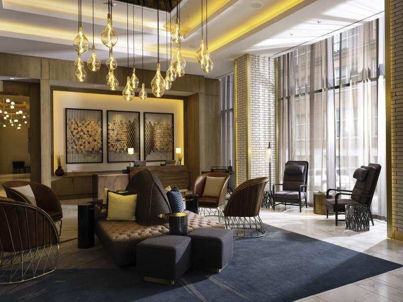 Hotel Distil Lobby