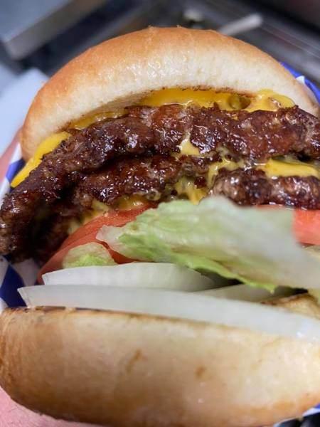 Week-End Burger