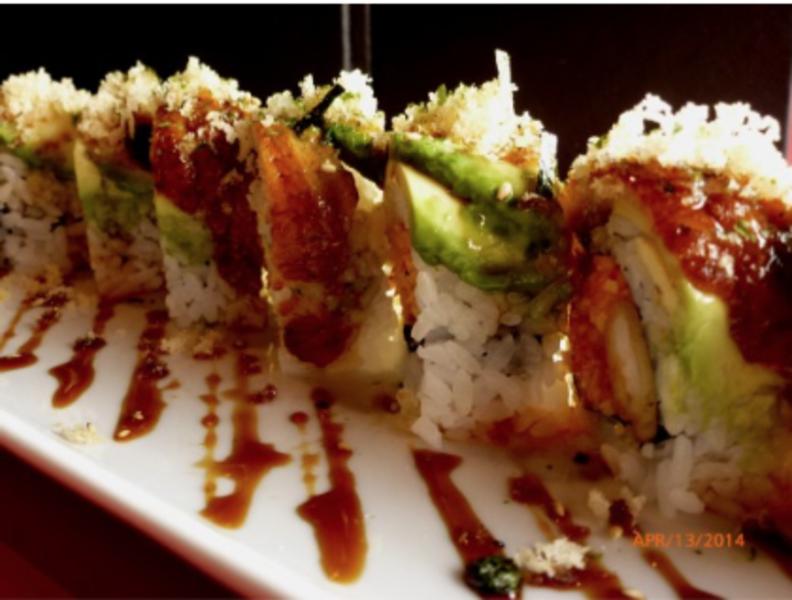 Wild Ginger Sushi & Fusion