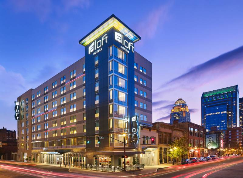Aloft Louisville Downtown