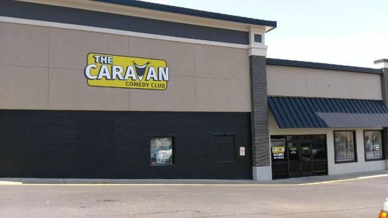 Caravan Comedy Club, The