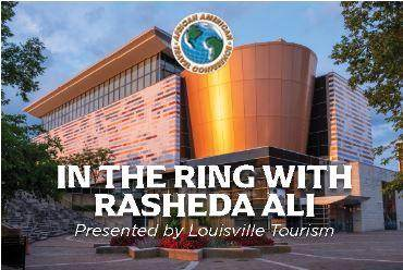 Daughter of Muhammad Ali Helps Promote Father's Hometown