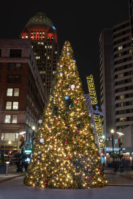 Holiday Family Fun in Louisville