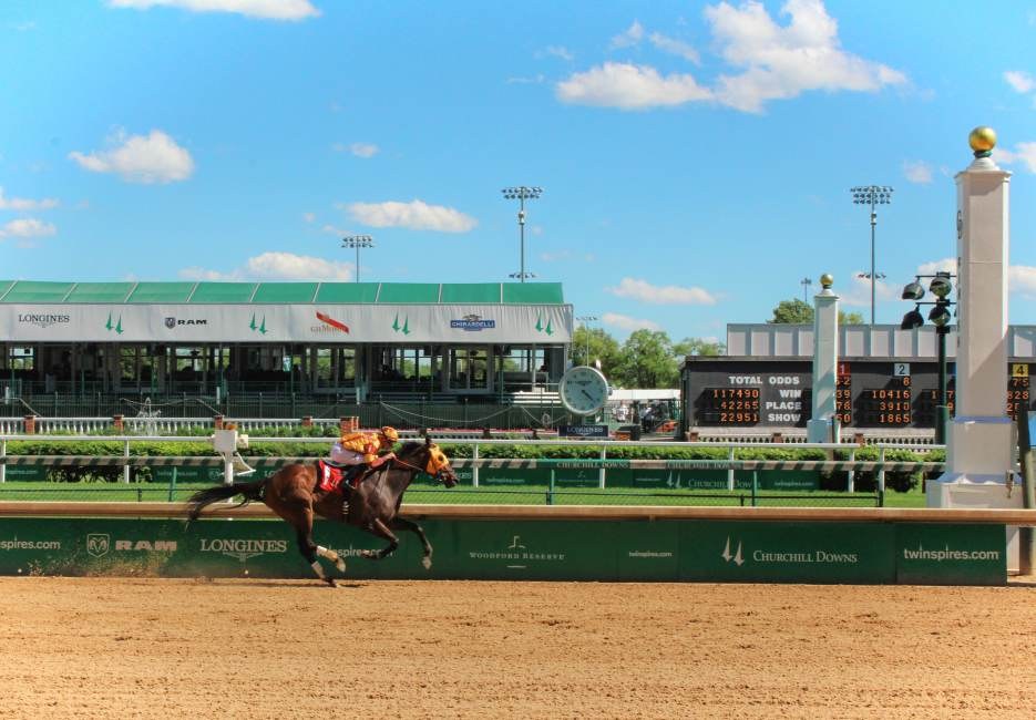 Countdown is on for the September Kentucky Derby
