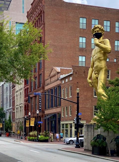 Bigger in Bourbon City