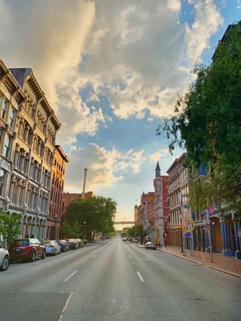 Louisville Attractions Barrel Ahead