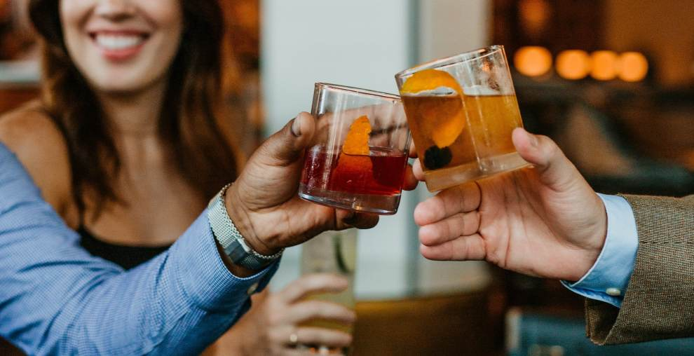 Celebrate Louisville's Official Cocktail for a Fortnight