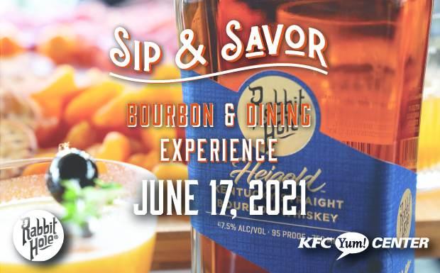 Bourbon Event at KFC Yum! Center