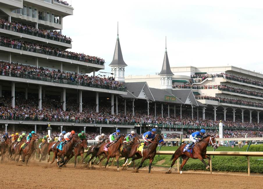 Your Guide to Churchill Downs Kentucky Derby Weekend