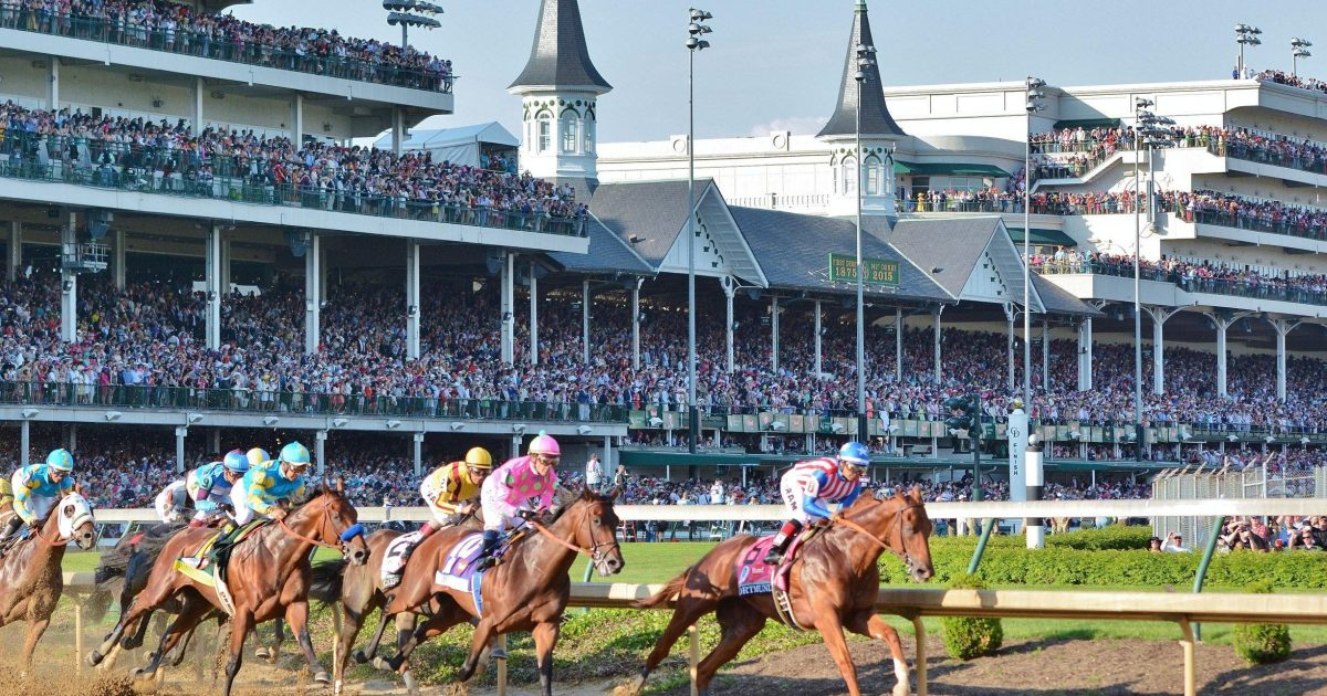 A Guide to The Kentucky Derby : GoToLouisville.com Official Travel Source