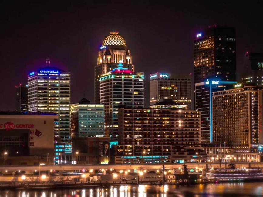 Louisville Gears Up for a New Year's Evolution