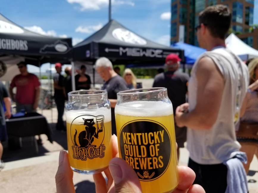 11 Can't Miss Louisville Beer Festivals for 2019
