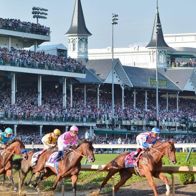Kentucky Derby Rescheduled for September