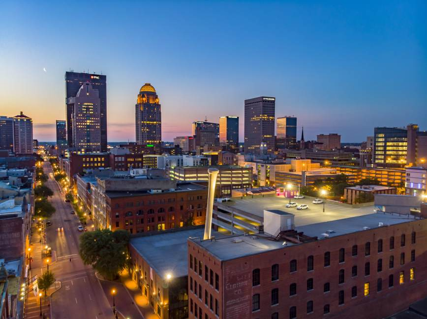 Positive Tourism Recovery Signs Springing Up in Louisville