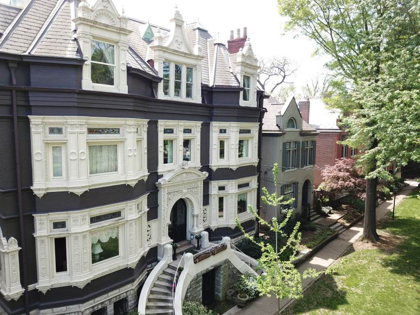 Old Louisville Will Showcase Rarely Seen Historic Mansions