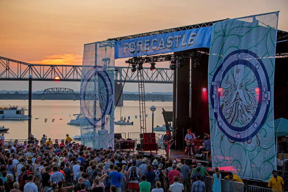 Forecastle Festival of Louisville Belts Out 2020 Lineup