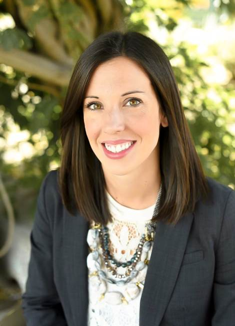 Kate Burger Recognized as 'Forty Under 40' Honoree