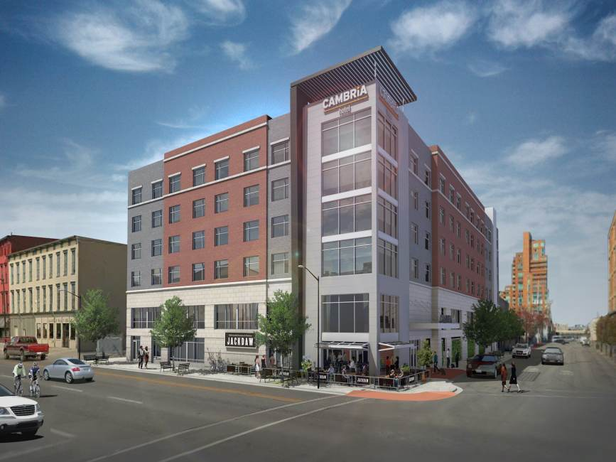 Bourbon City Toasts Boom in Hotel Development