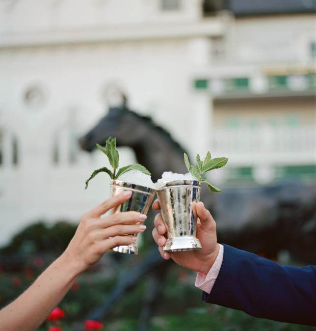 Mint Julep Month® Takes Center Stage in Bourbon City