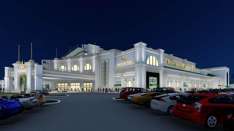 Churchill Downs New Hotel is Off and Running