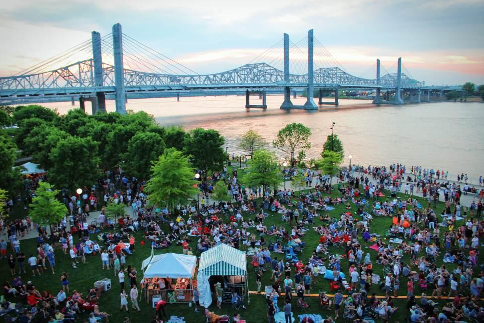 New Concert Series Will Light Up Louisville