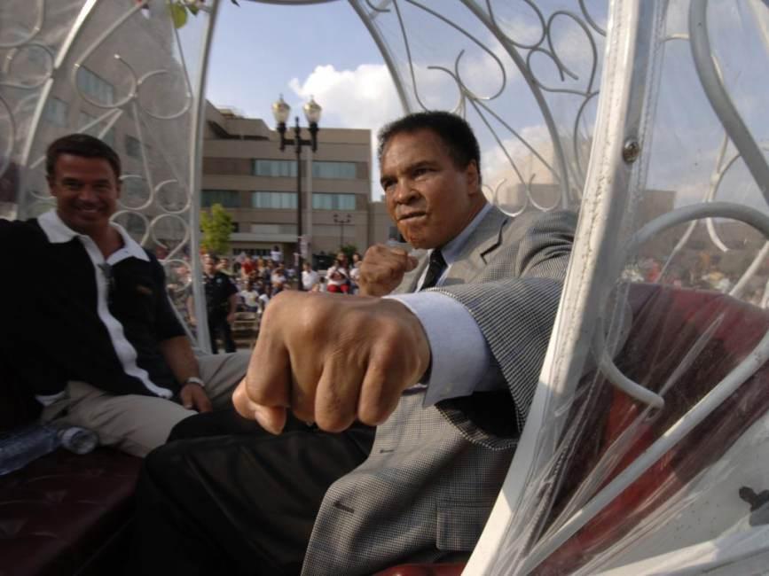 Muhammad Ali's Celebratory Week Garners International Interest
