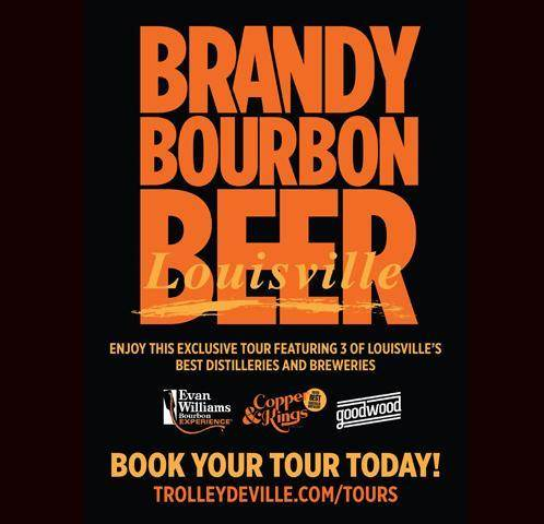 New Brandy, Bourbon & Beer Tour Launches in Louisville