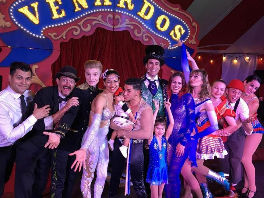 Broadway-Style Circus Debuts at Waterfront Park Sept. 5-15