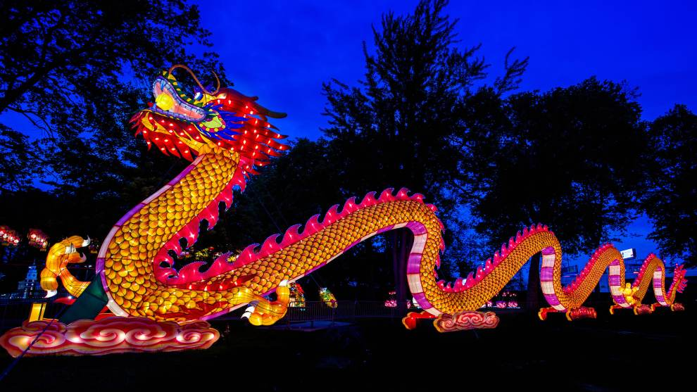 Louisville Zoo to Host One of the Largest Lantern Festivals in the U.S.