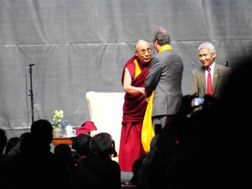 The Dalai Lama returns to Louisville