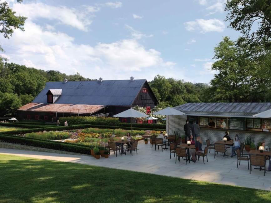 Historic Farm to Become Tourist Hub