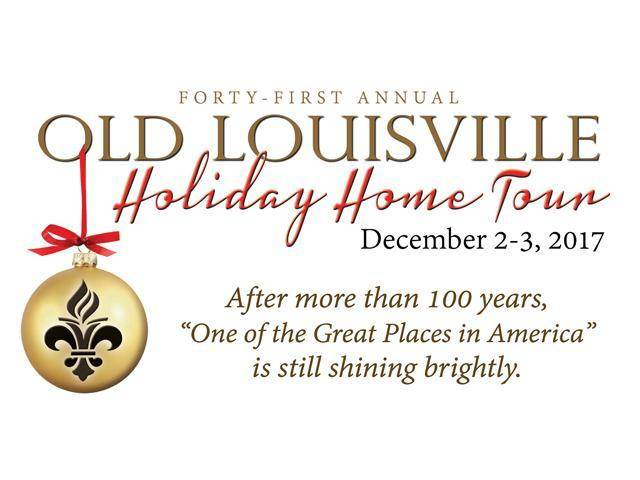 Old Louisville decked out for holiday home tour