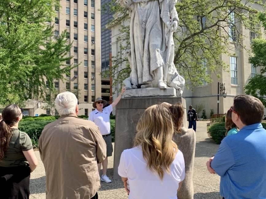 Free Summer Walking Tours of Downtown Louisville