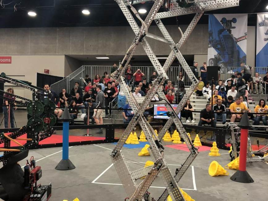Future Generation of Tech Innovators Descends on Louisville for STEM Competition