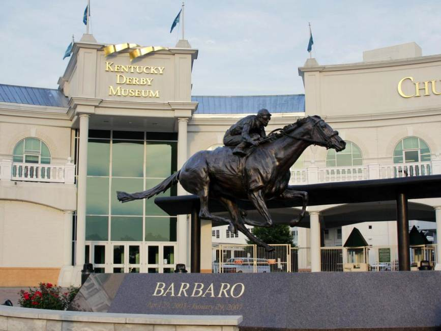 Experience Breeders' Cup at the Kentucky Derby Museum